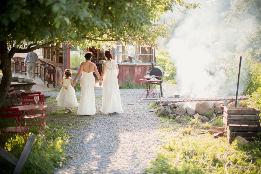 Blooming Hill Farm Wedding Photograph