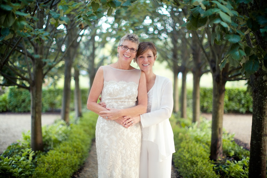 Linden Hill Gardens Wedding Photograph