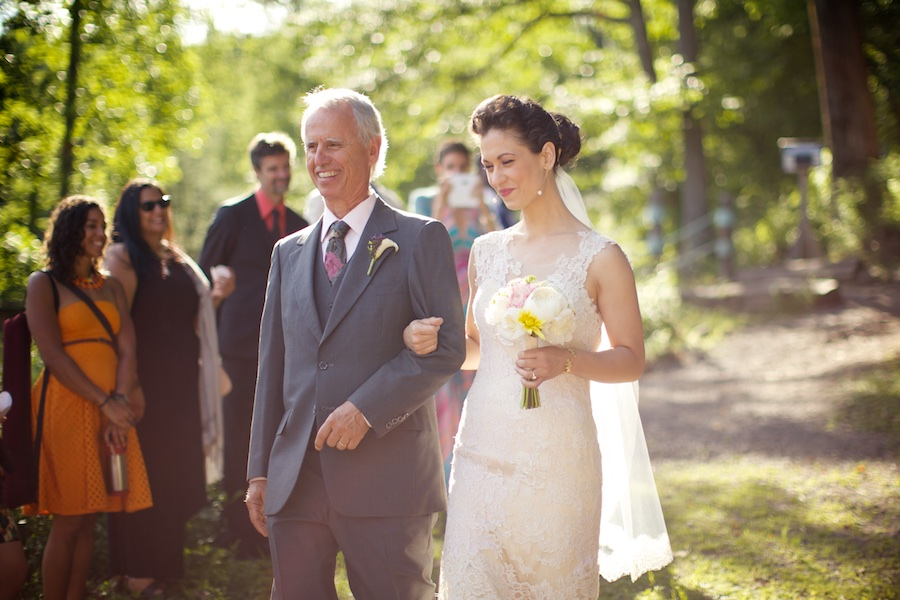 Ashokan Center Wedding Photograph