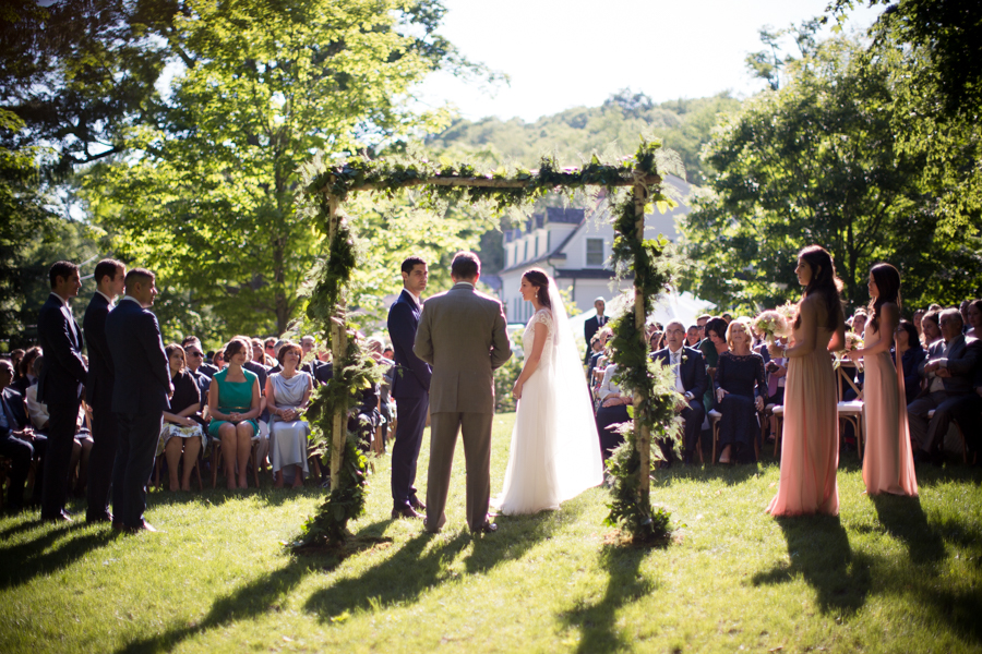 Bedford Post Inn Wedding Photograph