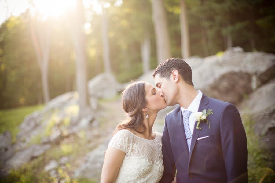 Bedford Post Inn Wedding Photograph