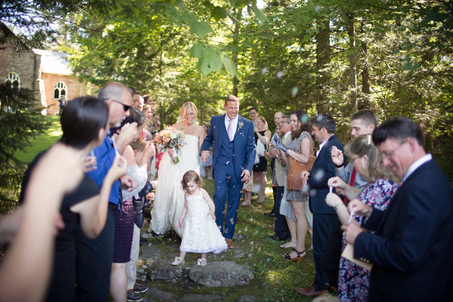 Covewood Lodge Wedding Photograph