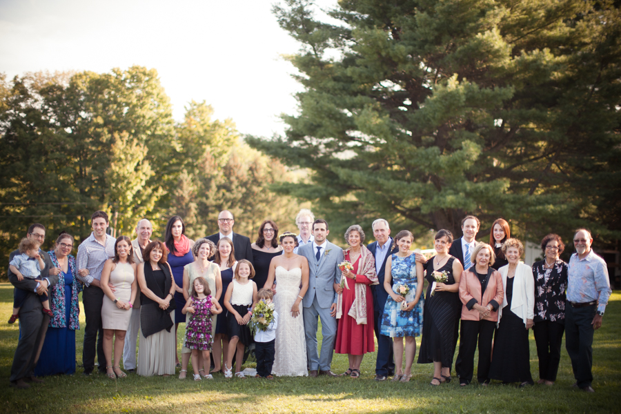 Camp Starlight Wedding Photograph
