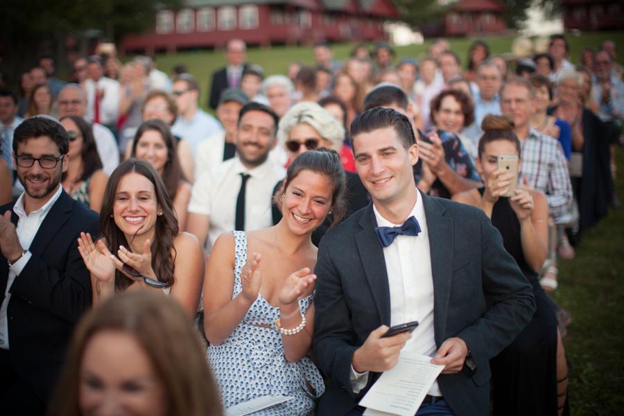 Camp Starlight Wedding Photograph