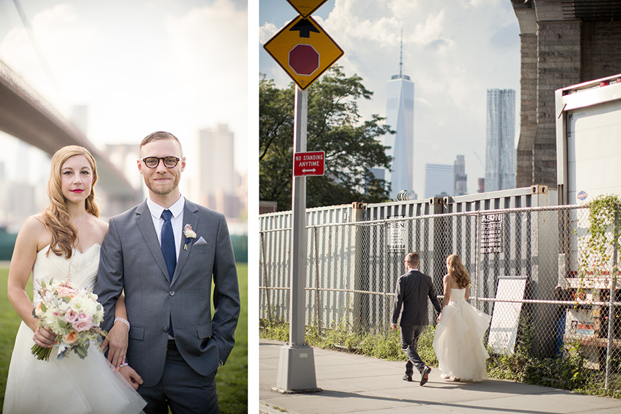 Prospect Park Boathouse Wedding Photograph