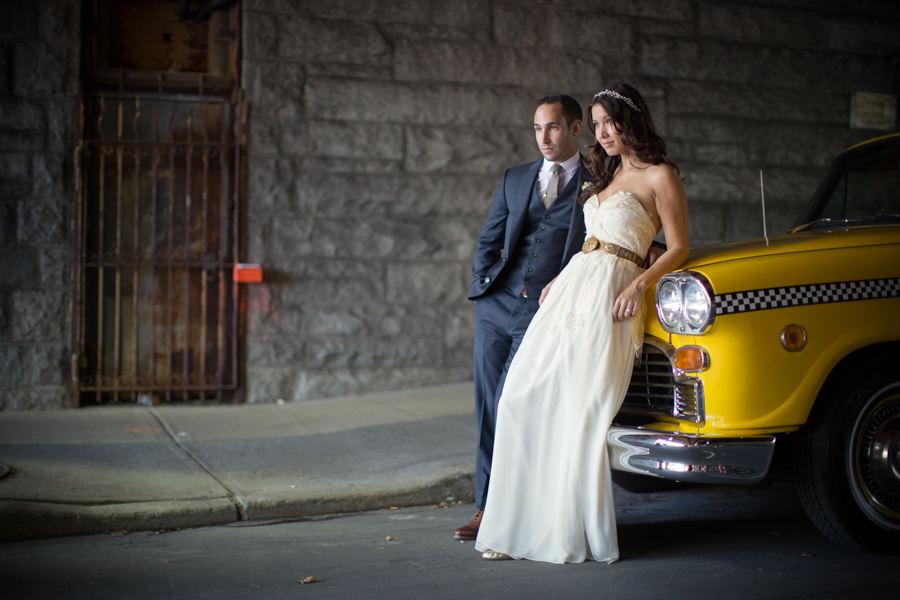 Gran Electrica Wedding Photograph