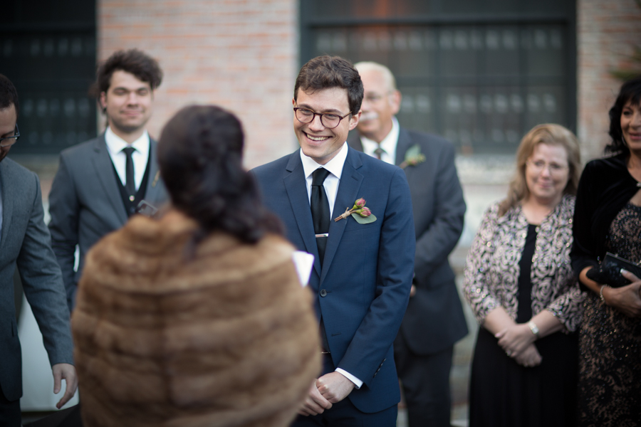 Helsinki Hudson Wedding Photograph