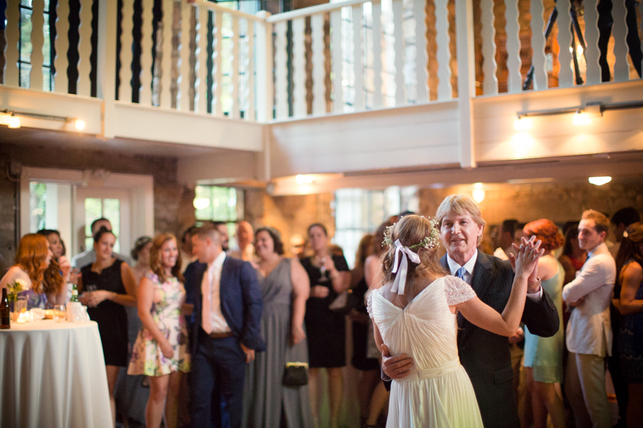 HollyHedge Estate Wedding Photograph