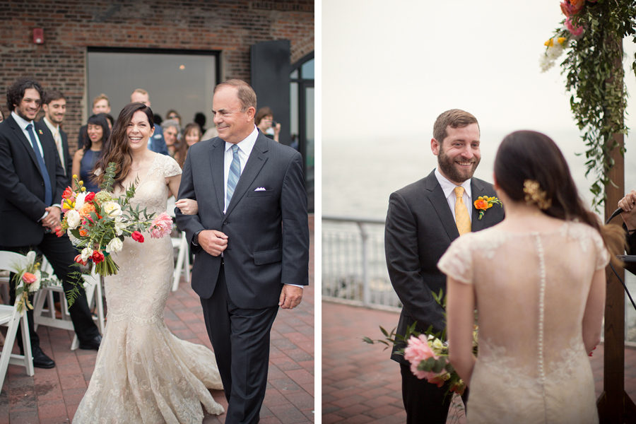 Liberty Warehouse Wedding Photograph