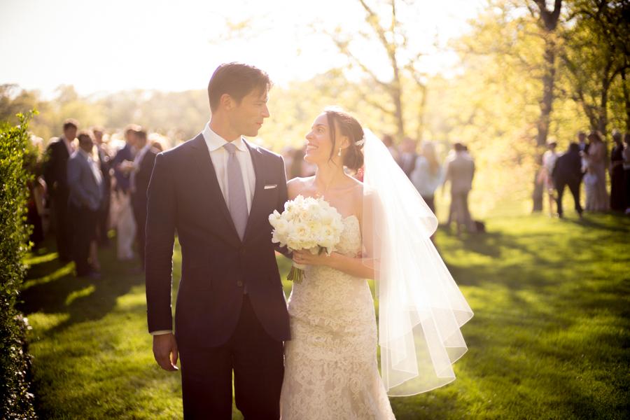 Amaganset Backyard Wedding Photograph