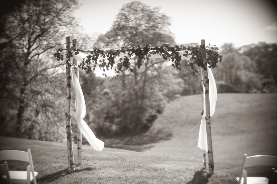 Amaganset Backyard Wedding Photograph