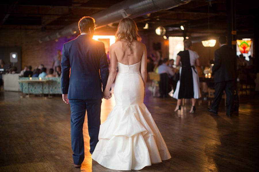 Salvage One Wedding Photograph