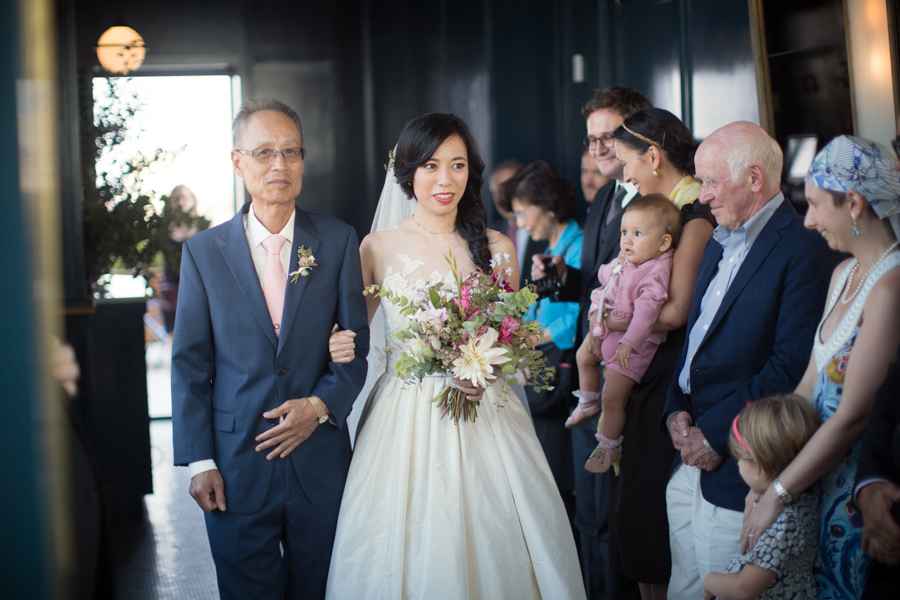 The Wythe Hotel Wedding Photograph
